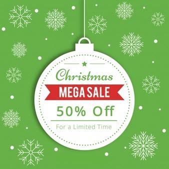 Christmas-50%off