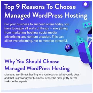 Top 9 reasons for WordPress