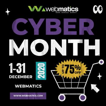 Cyber-Month-Webmatics 4